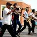 The horns band por Alberto Quintal
