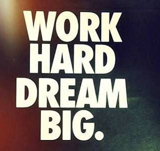 Wednesday Motivation Work Hard Dream Big Motivation Qu Flickr