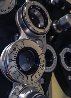 Eye exam equipment | by Tony Webster