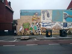 Scheveningen street art