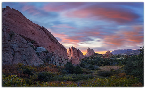 gardenofthegods sunrise coloradosprings