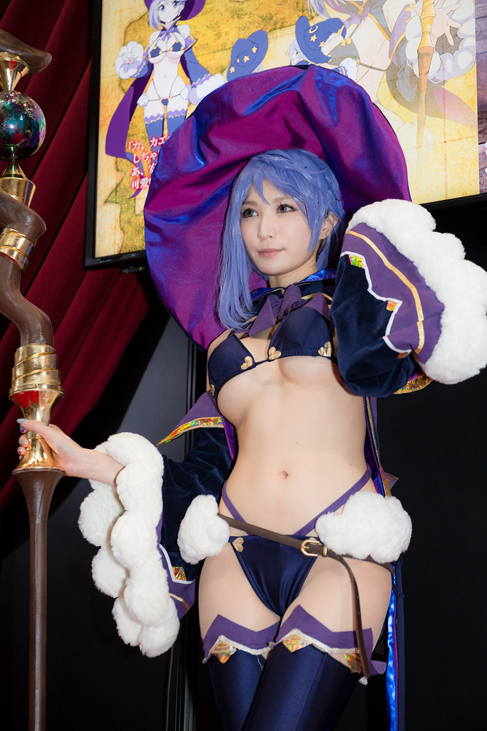 Bikini Warriors -Chara Hobby 2015 (Makuhari, Chiba, Japan