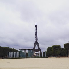 1st September 2015 : where is the sun? #summerisover #paris #parisnow #eiffeltower #toureiffel