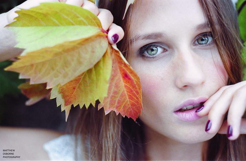 Leica M3 + Kodak Portra Fashion