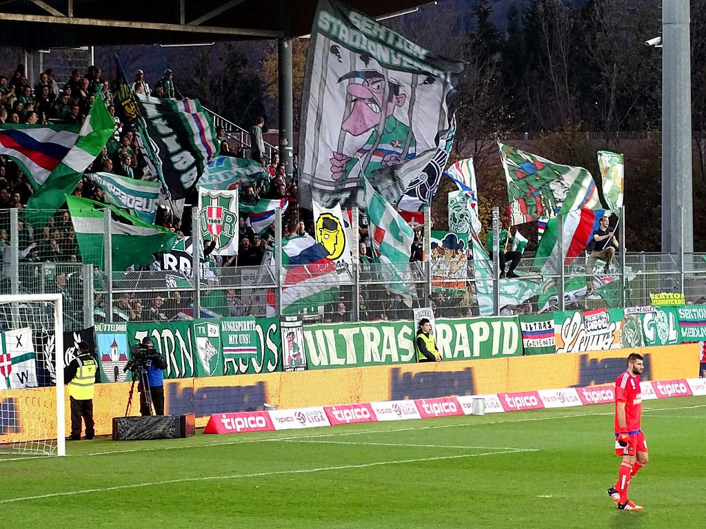 Sk Rapid Wien Sv Grodig Sk Rapid Wien 2 1 1 Bundesliga Flickr
