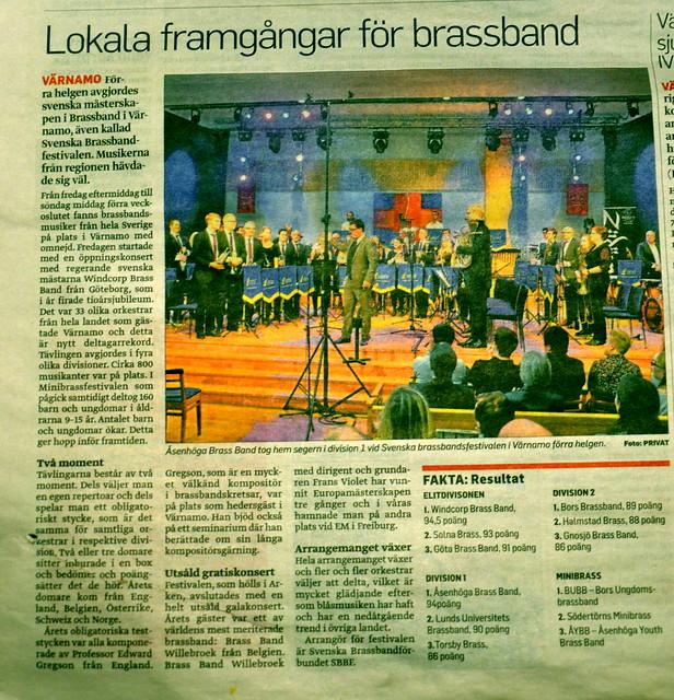 Värnamo Nyheter 2015