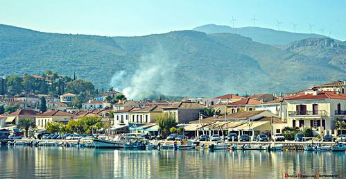 november sea seascape mountains colors reflections landscape greek photography flickr smoke greece 2015 nikond3100 dimitrakirgiannaki nomosvoiotias