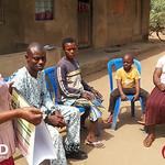 Social and behavior change activities in Nigeria.