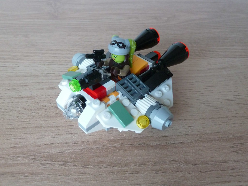 """Lego Star Wars Microfighter /""""Ghost/"""" 75127"""