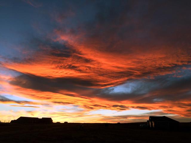 Fire Sunset_122016