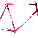 Dave Russel Respray Flam Ruby