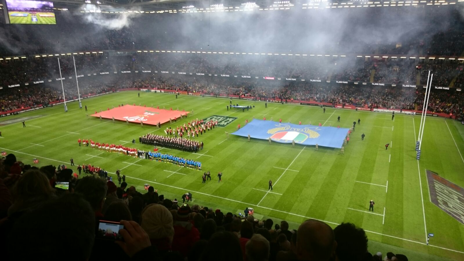 2016/03 6Nations Cardiff