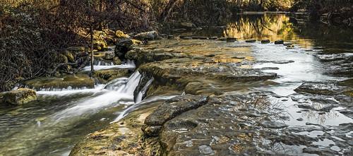 austin texas bullcreek stream creek water rain waterfall olympus