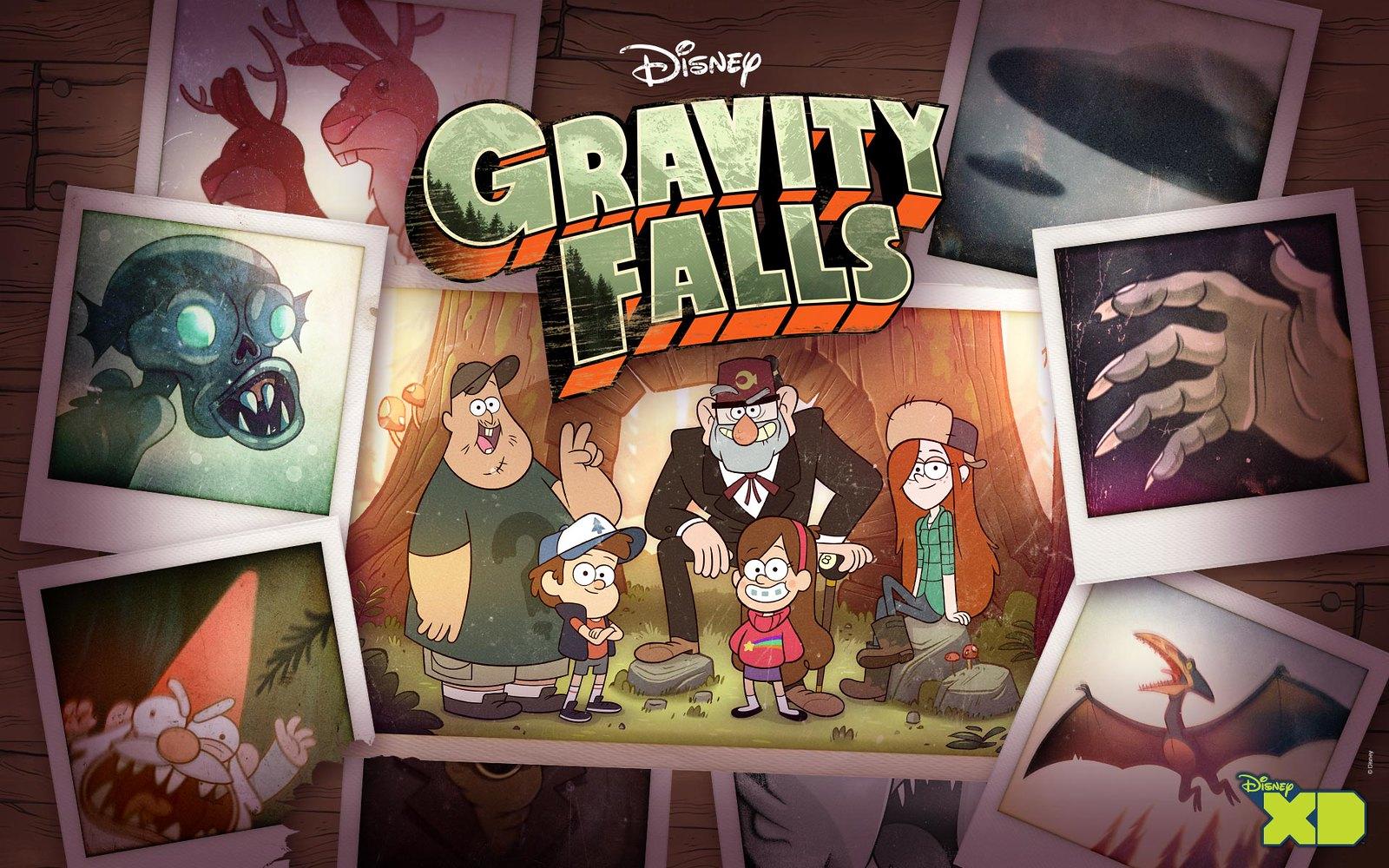 Gravity Falls HD Wallpapers