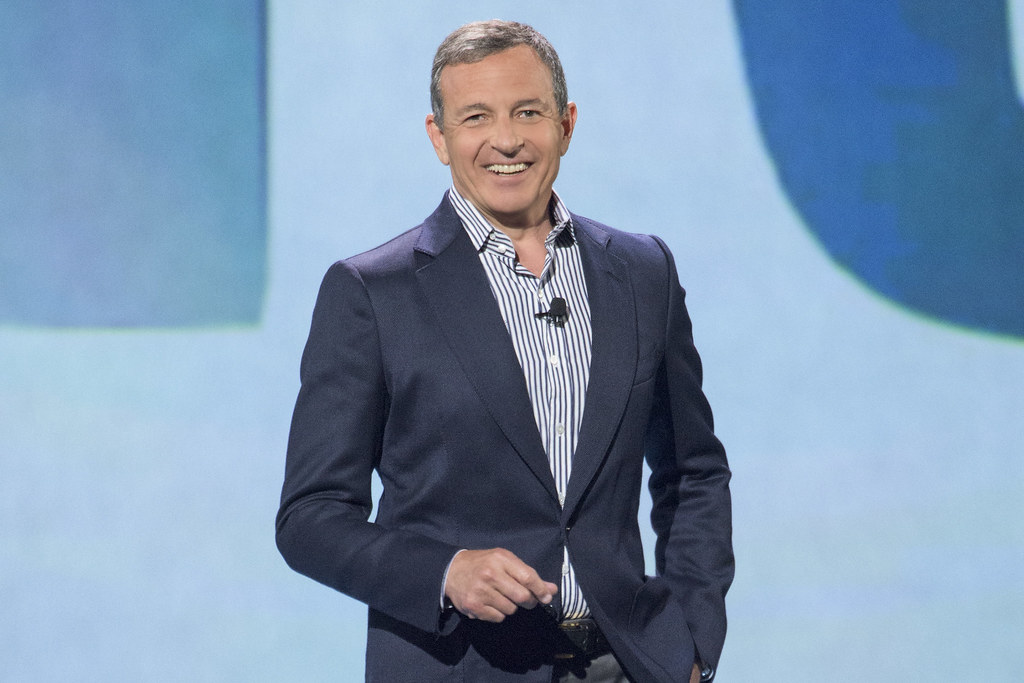 The departure marks the end of an era  Bob Iger (via Flickr)