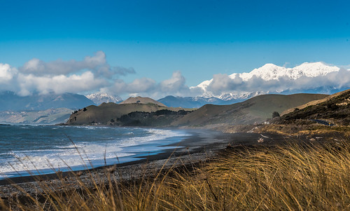 North Kaikoura Coast | by BarryDench2