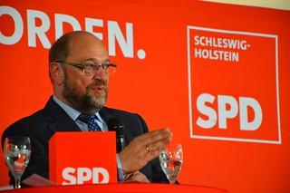 Martin Schulz | by SPD-Schleswig-Holstein