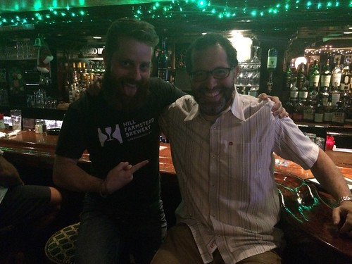"New Deck Tavern 2nd place Quizo winners ""Molotov, Gov Walker"" 