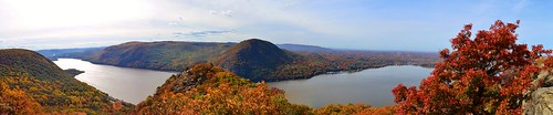 park new york autumn panorama mountain ny storm color tree fall water beautiful leaves river landscape outside highlands nikon king view state ryan pano panoramic hike foliage ridge valley hudson 5100 overlook breakneck grennan d5100 rwgrennan rgrennan