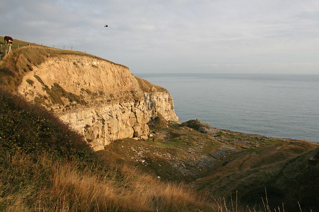 The quarry at Seacombe