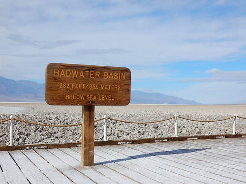 Death Valley NP - Badwater - 1