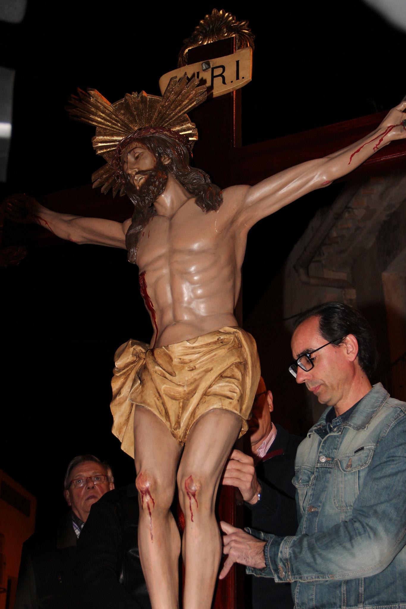 (2015-03-27) - VI Vía Crucis nocturno - Antonio José Verdú Navarro (16)
