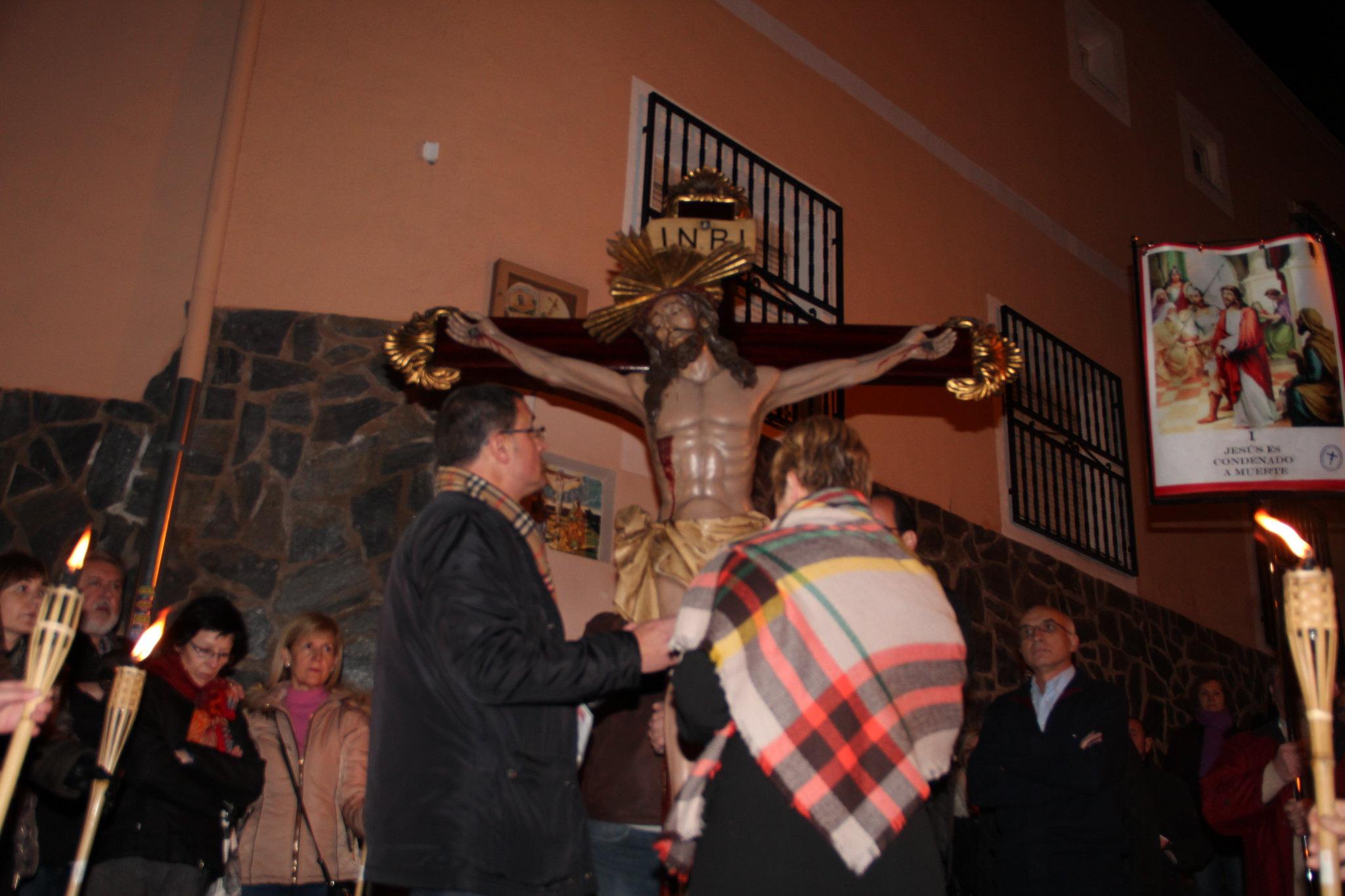 (2016-03-18) - VII Vía Crucis nocturno - Antonio José Verdú Navarro (015)