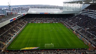 Newcastle United v Ipswich Town, St. James' Park, SkyBet Championship, Saturday 22nd October 2016 | by CDay86