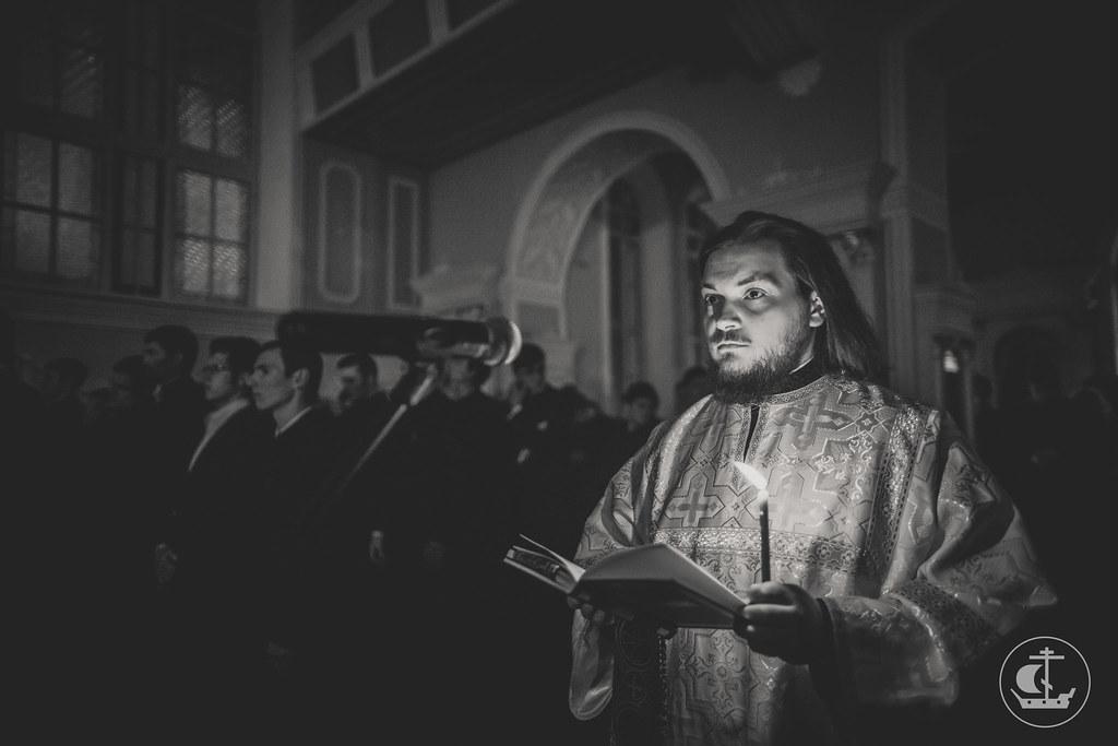 22 октября 2016, Всенощное бдение накануне Недели 18-й по Пятидесятнице / 22 October 2016, Vigil on the eve of the 18th Week after Pentecost