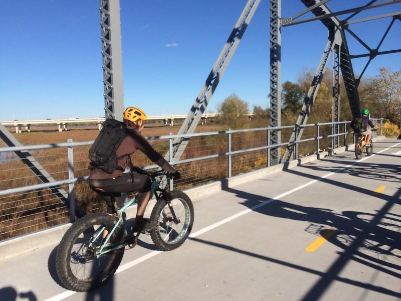 Trail Ride SURLY Tours Minneapolis 30