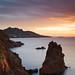 Sunrise to Cap Dramont ( France ) by Yannick Lefevre