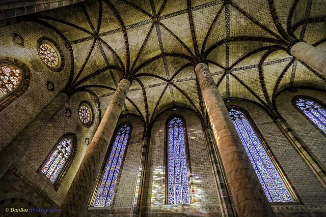 La magnifique église des Jacobins - Toulouse (France)