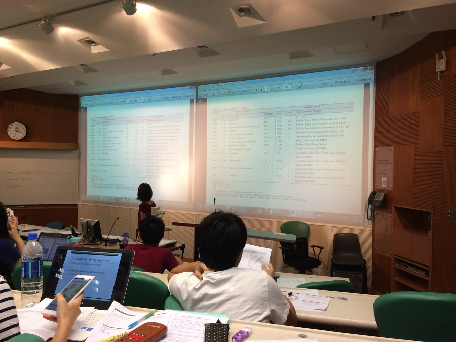 Tang, Christine; Hong Kong - Actually Studying Tho