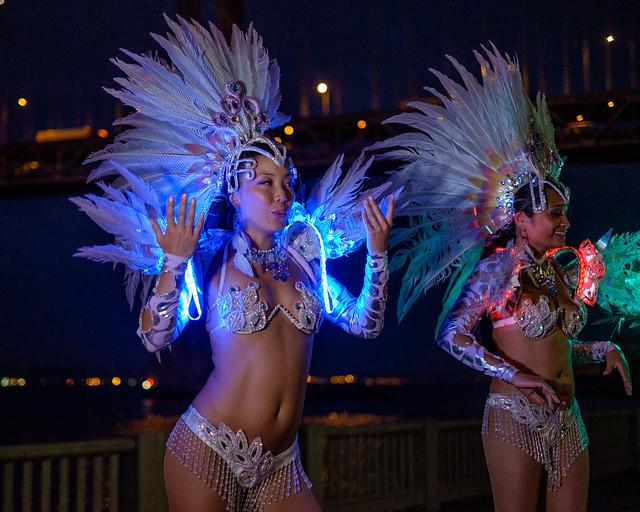 Sambaxé Dance 2015 Photoshoot