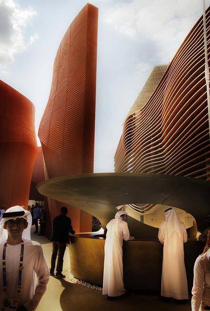 Expo 2015- Emirati arabi