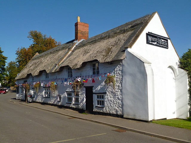 Welton-The White Horse