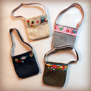 More little tote bags