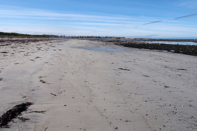 Approaching Rosehearty