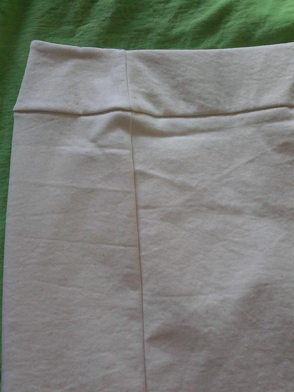 burda skirt detail