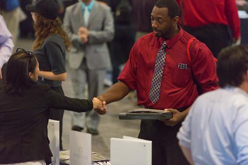 Career Development Hiring Event, October 13, 2015
