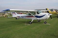 G-BNTP Cessna 172N [172-72030] Popham