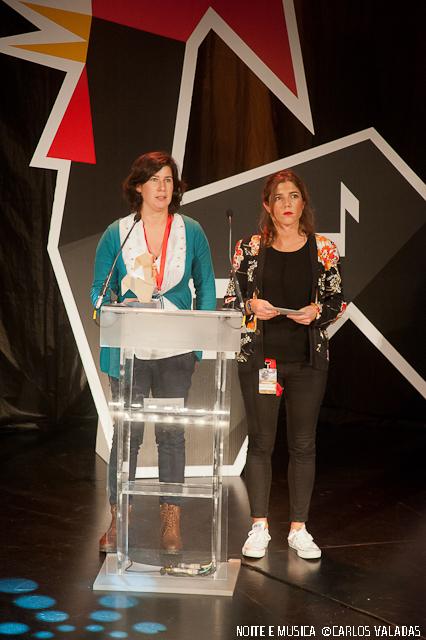 NOS em D'Bandada: Contribuição para a Divulgação de Música Portuguesa - Portugal Festival Awards '15