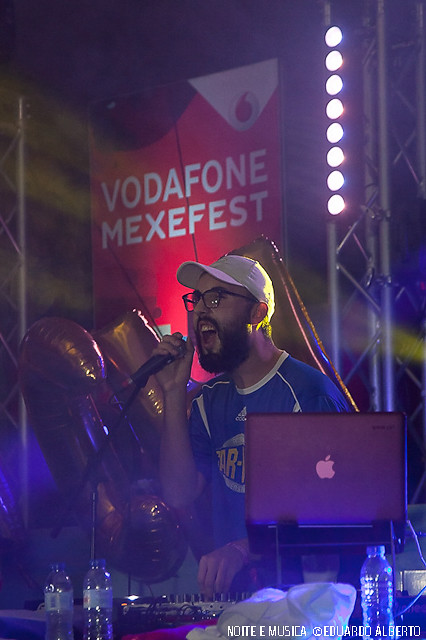 Da Chick - Vodafone Mexefest '15