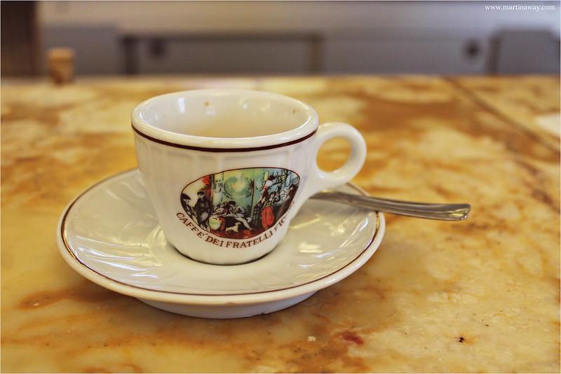 Caffè Fiorio.