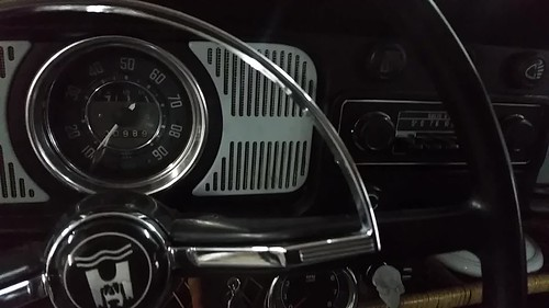 Vintage Radio Installation | Finished installing a vintage r