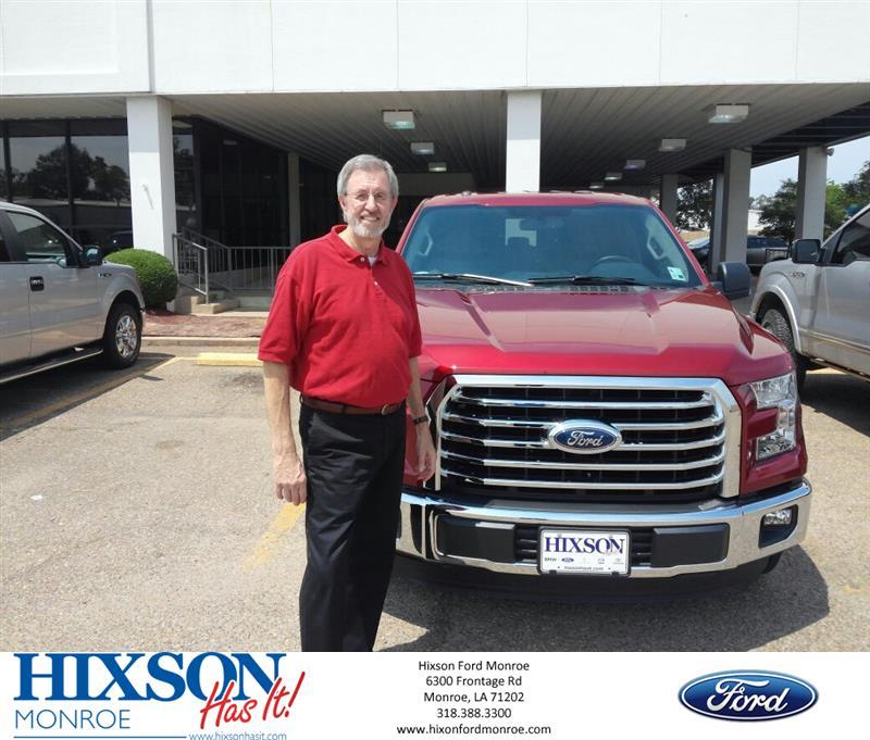 Hixson Ford Monroe >> Happybirthday To Paxton From Scott Turner At Hixson Ford