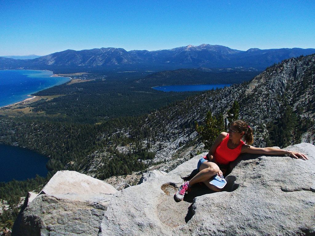 Maggie Peaks, California, USA