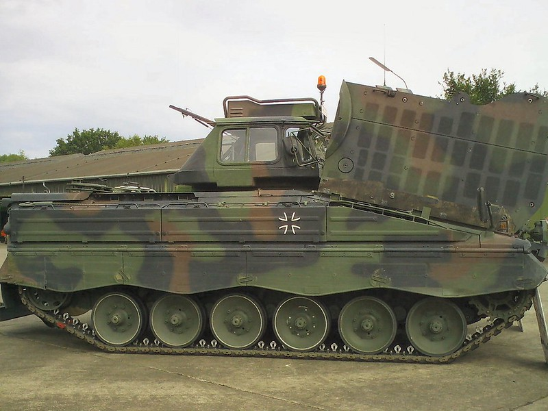 Marder1A3驾驶学校