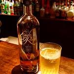Eagle Rare #saffron #yanagase #gifu #bar #authenticbar #サフラン #柳ケ瀬 #岐阜  #バーボン  #のんびり