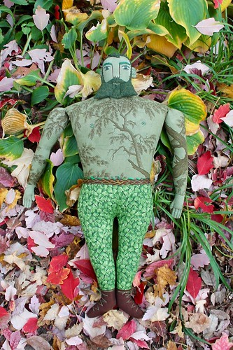 Green Man 4 | by Mimi K